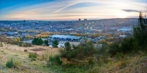sheffield ski village project landsape photo